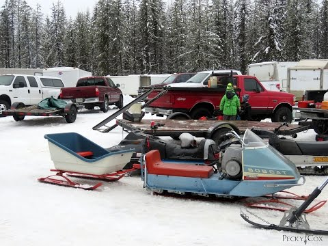 2016 Vintage Snowmobile Races