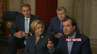 Retiring GOP lawmakers on gun debate