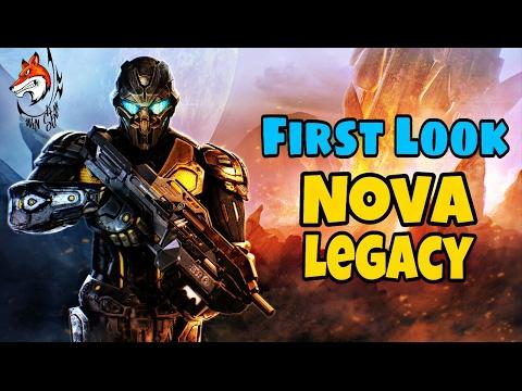 Nova Наследие-Первый Взгляд(Старая игра, в новой обложке)
