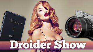 Убийца iPhone Xs, LG V40 на видео, Перезапуск Zenit, ГИБКИЙ Lenovo | Droider Show #387