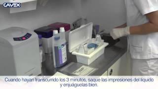 Cavex ImpreSafe - Desinfección de impresiones