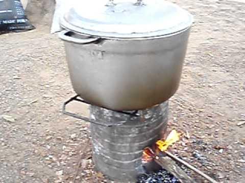 Cocinar con virutas de madera youtube for Cocinar con 5 soles