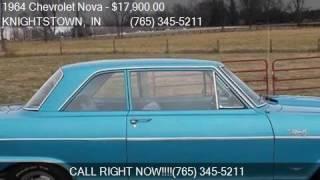1964 Chevrolet Nova 2 DOOR for sale in KNIGHTSTOWN, IN 46148