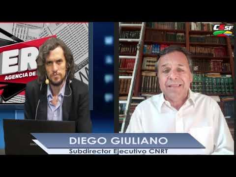 Diego Giuliano: Algunos reclaman la libertad de infectarse