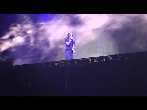 Drake VS Lil Wayne - Seattle, Washington Sept 14, 2014 Pt 1