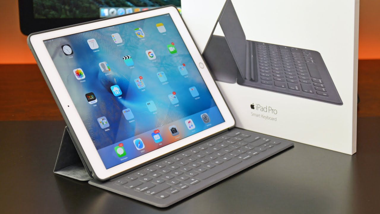 Buy Apple Smart Keyboard iPad Pro (US) from £83.50 – Compare Prices ...