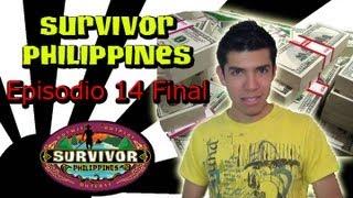 Survivor Philippines, Episodio 14 Final (Opinión/resumen)