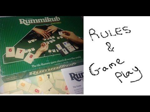 spielanleitung rummy