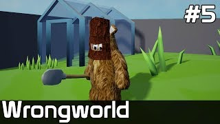 Wrongworld GAMEPLAY PL [#5] Szklarnia, UFO i Meteoryty!?