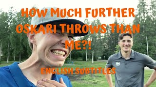 HOW FAR WE COULD THROW // KUINKA PITKÄLLE HEITÄMME (ENGLISH SUBTITLES)