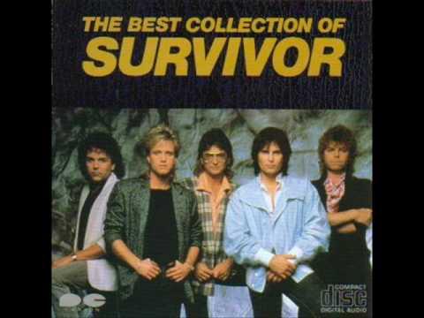 Songtext von Survivor - The Search Is Over Lyrics