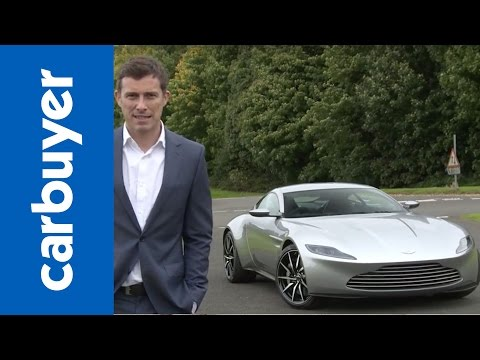 James Bond Spectre Aston Martin DB10 review – Carbuyer