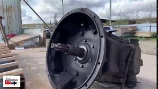 МАЗ зубренок. Ремонт КПП 6J70T