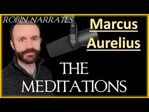 Meditations by Marcus Aurelius - Complete Audiobook