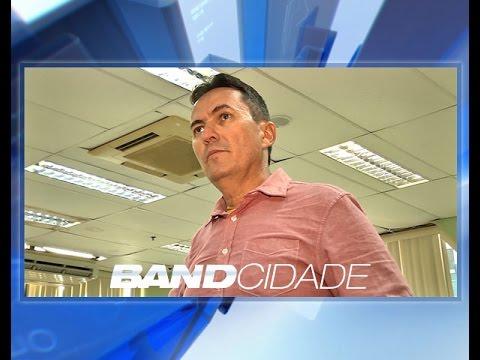 Candidato pelo PSOL Marcos Queiroz realiza registro da candidatura