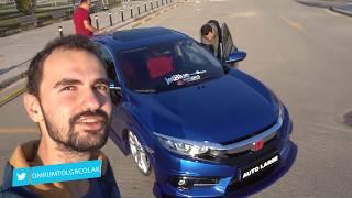 Honda JetBlue ve Yakup Sedefoğlu - Sohbet | Tolga Çolak