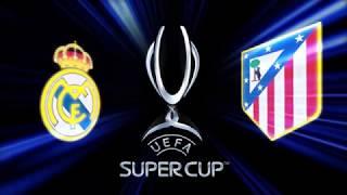 UEFA SuperCup  2018 Intro