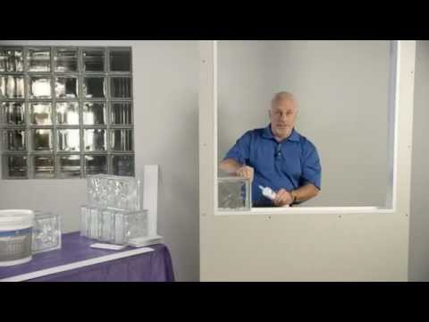 How To Install Glass Block from Eastern Glass Block