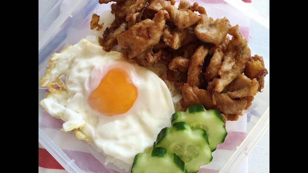 Amporn's Thai Kitchen: Thai Garlic Fried Rice |Thai Fried Garlic