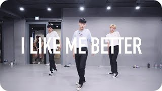 I Like Me Better - Lauv / Jinwoo Yoon Choreography Video