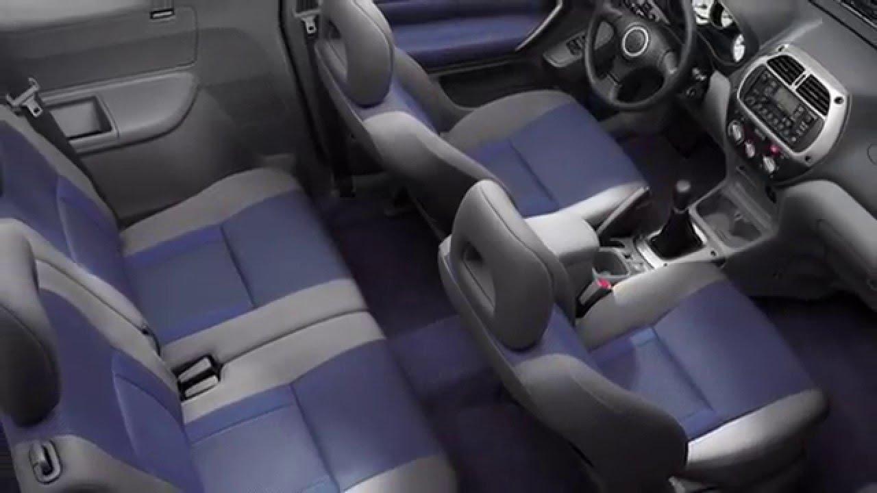 Подержанная Toyota Rav4 1 поколения с автоматической коробкой .
