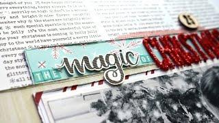 Stash Kits: Old Meets New - The Magic of Christmas