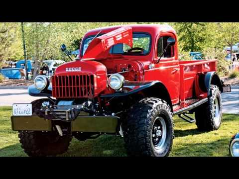 1946 Dodge Power Wagon >> dodge power wagon - YouTube