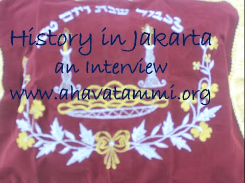 Operation Or L'Goyim: History in Jakarta
