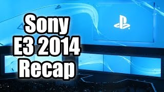 Sony E3 Press Conference Recap - Playstation Now, Tv And Some Cool Games