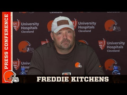 Freddie Kitchens: I expect the players to make me look great | Cleveland Browns