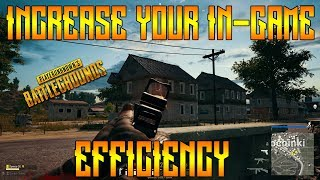 PUBG XBOX ONE TiPS FOR iNCREASiNG YOUR GAME KNOWLEDGE AND EFFiCiENCY!!!!!!!!!