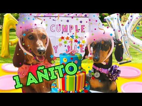 MY 1ST BIRTHDAY PARTY  LOS POLINESIOS VLOGS