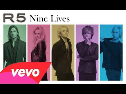 R5 - Nine Lives ( Audio Only )