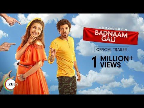 Download Badnaam Gali | Official Trailer | A ZEE5 Original | Patralekhaa, Divyenndu  Streaming Now On |