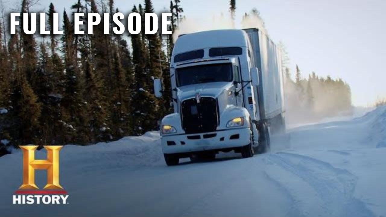 Download Ice Road Truckers: Icy Grace (Season 9, Episode 2) | Full Episode | History