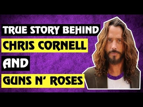 Guns N' Roses Documentary: The True Story Behind Chris Cornell (Soundgarden) & His History With GNR!