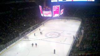 New York Rangers MSG Seats Balcony Section 22