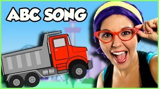 ABC Song | Alphabet Song | Phonics Song for Kids on Tea Time with Tayla