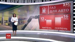 Через російську монополію в Україні різко здорожчав скраплений газ для автомобілістів