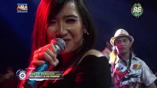 MEMORI BERKASIH cover Duet Heboh Diana Cristy \\u0026 Cak Tembong MG 86  2019 live in Maitan Pati