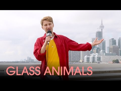 """Dave Bayley of Glass Animals on """"How to be a Human Being"""" and throwing Pineapples at Fans"""
