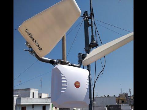 Antenne 4g - Coflex3200 Poynting xpol-2-5g