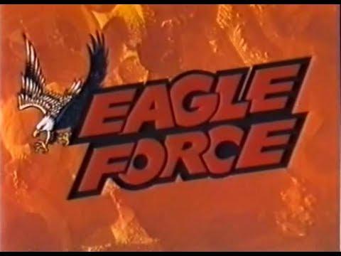 Pubblicità Spot TV Eagle Force Spot Linea GIG 1983 Dieci Anni Nel Paese Delle Meraviglie