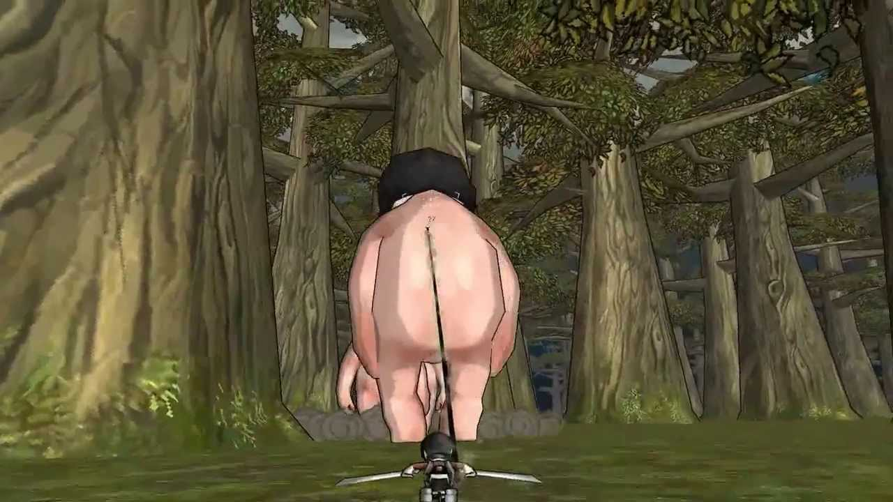 feng attack on titan game