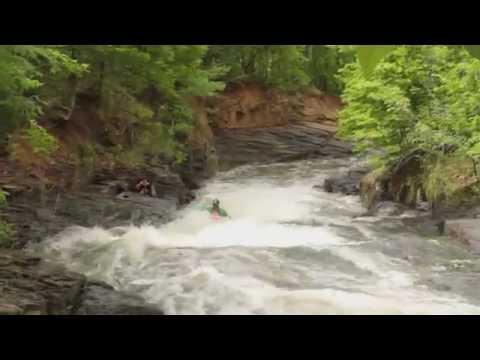 Kayaking Hot Springs, Arkansas