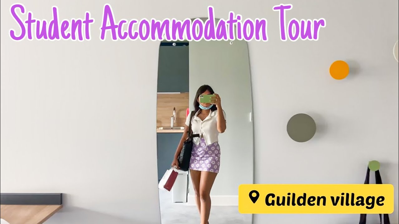 Download Student Accommodation Tour in Guildford, Surrey.