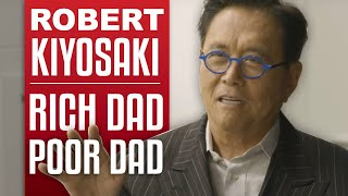 ROBERT KIYOSAKI - Rich Dad, Poor Dad - How To Invest In Yourself - Part 1/2 | London Real