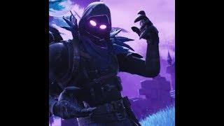 Raven skin / corbeau Fortnite