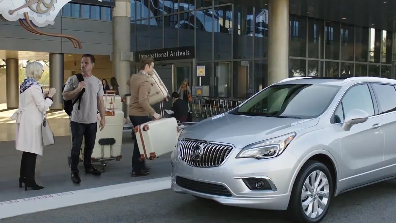If Car Commercials Were Real Life 2017 Buick Envision Youtube