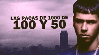 Nio Garcia feat. Kendo Kaponi, Anuel AA, Cosculluela - LA DETECTIVE REMIX (LYRIC VIDEO)